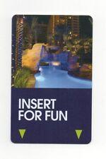 Harrah's Casino Southern California Hotel Room Key Card
