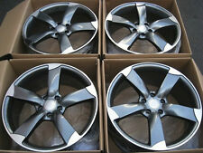 "20""  Wheels For Audi A8 A6 A5 Q5 Tiguan Set of Four 20x9.0"" +35 5x112"