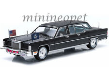 GREENLIGHT 86110 B 1972 LINCOLN CONTINENTAL GERALD FORD PRESIDENTIAL LIMO 1/43