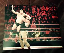 WWE James Ellsworth Firmato Autografato 8x10 Foto Prova