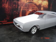 Revell 1/25 67 Chevy Camaro Big Cowl Hood Resin Cast