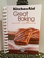 VG KitchenAid Great Baking and More Cookbook Stand Mixer Recipes Kitchen Aid