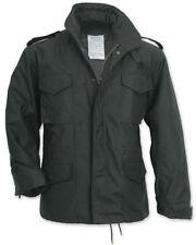 Abrigos y chaquetas de hombre negro talla XL militar