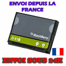 BATTERIE ORIGINE ORIGINAL NEUVE DX1 D-X1 BLACKBERRY 8900 Curve Javelin