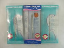 3 x TWEEZERMAN SKIN CARE TOOL BLACKHEAD & WHITEHEAD REMOVER NEW - NT 2465
