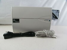 Zebra P310i Single-sided Color ID Printer w/ Power Supply & USB Cable
