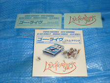 Stomu Yamashta Go Live From Paris Mini LP CD JAPAN UICY-9572 + PROMO STICKER x2