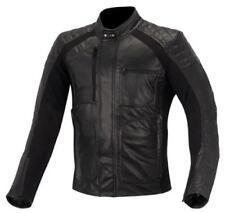 Blousons noirs tous hanches pour motocyclette