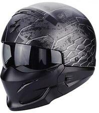 Scorpion Casque Motocorpion Exo Combat Ratnik Noir/blanc Taille M