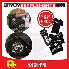 AAA | Gym Bag | Large| Power, Strength, Energy, Pump, Endurance, Sports