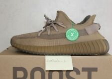 Yeezy Boost 350 V2 Sneakers Earth UK9.5 - with Stockx Tags