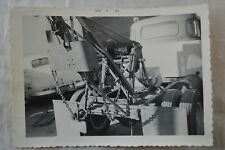 Vintage 1954 Photo Tow Truck 831