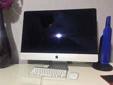 """iMac 27"""" 3.4GHz QC i7  2.25TB SSD FusionDrive 16GB RAM  2GB GPU Late2011"""