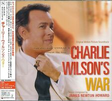 """James Newton Howard """"CHARLIE WILSON'S WAR"""" soundtrack Japan CD SEALED"""