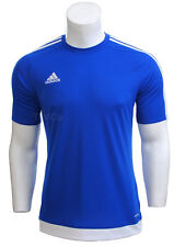 adidas Mens Estro 15 S/s Teamwear Shirt Top Sports Training L