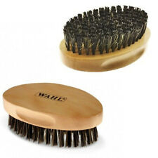 Wahl Professional Military Mixed Nylon & Boar Bristle Barber Beard Brush