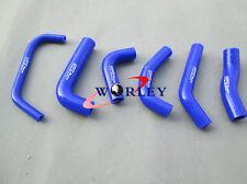 FOR Honda XR650R XR650 00-09 01 02 03 04 05 06 07 08 silicone RADIATOR HOSE BLUE