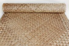 4' x 8' Lauhala Matting Tropical Wall Ceiling Bar Covering Tiki Hut (10 Pack)