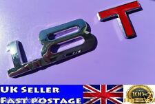 1.8 T Emblem Badge Stickers Logo Metal Chrome 3D VW Ford Honda Audi etc.