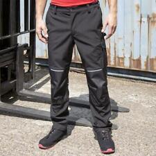 Pantalone da lavoro result con tasche multiuso Slim fit c inserto x ginocchiere