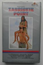 ZABRISKIE POINT BETAMAX PAL MGM/UA PINK FLOYD