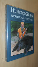 Hunters Guide to Professional Outfitters - BIG GAME HUNTING Clothing - 1993 1st