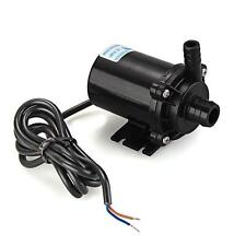 12V DC Submersible Water Pump For Aquarium Tank Garden Fountain Pond Plants