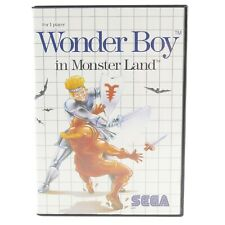 Wonder Boy in Monster Land für SEGA Master System / MS
