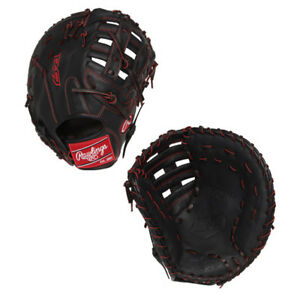 "Rawlings R9 12"" Youth Baseball First Base Mitt R9YPTFM16B - Pro Taper Fit"