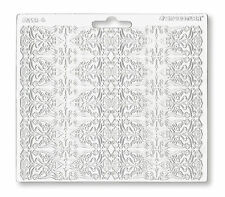 Staedtler Fimo sola hoja de textura de estilo Art Nouveau Craft Arte Diversión 16.7 cm X 14 Cm