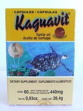 TURTLE OIL 60 SOFTGELS OF 440 MG ACEITE DE TORTUGA 60 SOFTGELS DE 440 MG EXP 22