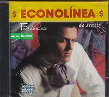 Pedro Fernandez Mi Forma de Sentir CD New Nuevo sealed