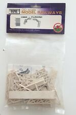 VINTAGE DAPOL 00 scale C004 PLASTIC KIT FOOTBRIDGE