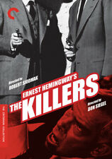 CRITERION COLLECTIONS DCC2502D KILLERS (DVD/1946/1964 VERSIONS/FF 1.33/2 DISC)