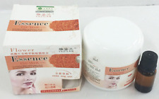 100pcs Tight Hydra Eye Masks with Tibet Red Flower Fade Wrinkle & Firms Eye Bags
