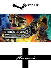Star Wolves 3: Bürgerkrieg STEAM Key-für PC Windows (Same Day Dispatch)