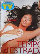 TV Sorrisi e Canzoni n°30 1997 Natalia Estrada Spice Girls  [D12]