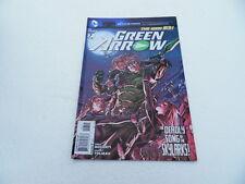 Green Arrow 7 . DC  2012 - VF +