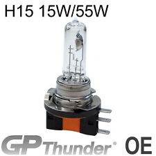 GP THUNDER H15 12V 15W 55W OEM OE Stock Replacement HeadLight Bulb (1pcs)