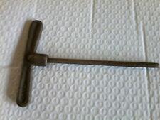"""Allen 1/4"""" T-Handel wrench."""