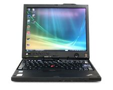 Portable Lenovo Thinkpad X61 Tablet 7767-B8G core 2 duo L7100 windows XP pro