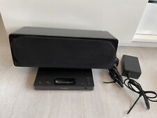SONY SRS-GU10iP Active Speaker System Black - iPod / iPhone
