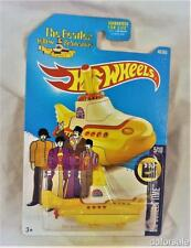 The Beatles Yellow Submarine Die-Cast Model From HW Screen Time by Hot Wheels