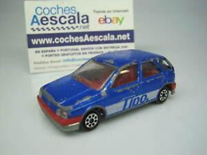 1/64 Majorette USADO USED REF 106 Fiat Tipo 1/54 286
