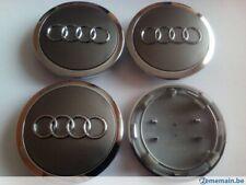 4pcs/lot Wheel hub caps 69mm AUDI 4B0 601170A 4B0601170A Nabenkappen Nabendeckel