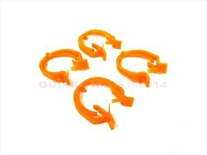 Wrangler Compass Journey Caliber GEARSHIFT CABLE RETAINER CLIPS SET/ 4 OEM MOPAR
