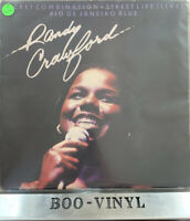 "Randy Crawford - Secret Combination / Street Life (Live) 12"" Record Vg+"