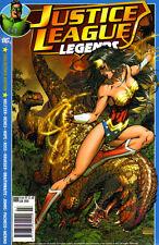 JUSTICE LEAGUE LEGENDS #7 - Volume 1 - Titan Magazines UK