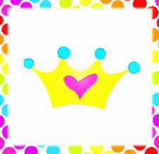 Sizzlits Crown die #654339 Retail $4.99 Retired, RARE & SO GIRLY!!