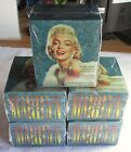 ONE+BOX++MARILYN+MONROE+1993+SPORTS+TIME+FROM+SEALED+CASE+1+BOX+MINT+SEALED